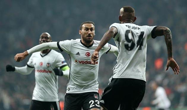 Beşiktaş'tan Şampiyonlar Ligi'nde tarihi başarı