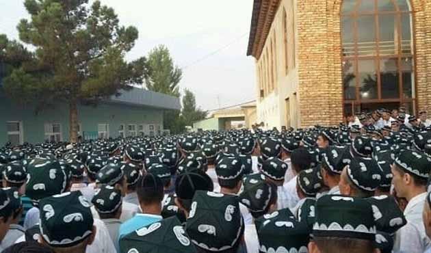 'Kara listeden' çıkarılan Müslüman Özbekler yeniden tutuklanıyor