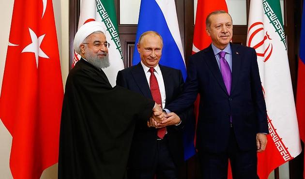 Ortadoğu basını Soçi'deki zirveye geniş yer ayırdı