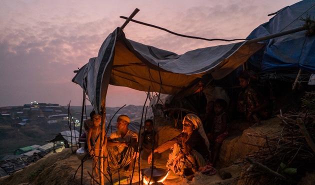 Arakanlıların ölüm topraklarına geri dönüşüne belge şartı