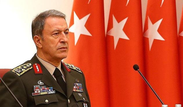 Genelkurmay Başkanı Akar: Şehitlerimizin kanı yerde kalmayacak