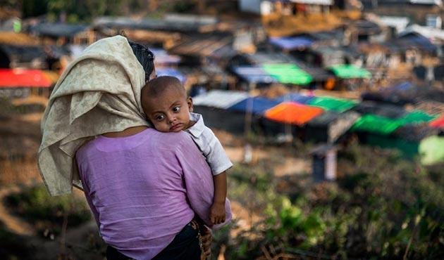 'Uluslararası toplum Arakan sorununun çözümüne dahil edilmeli'