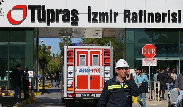 TÜPRAŞ Rafinerisi'ndeki patlamaya 22,5 yıl hapis talebi