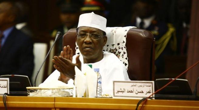 Çad'da 40 günlük kabine değişti