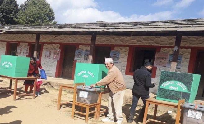 Nepal'de 11 yıl aradan sonra ilk genel seçim