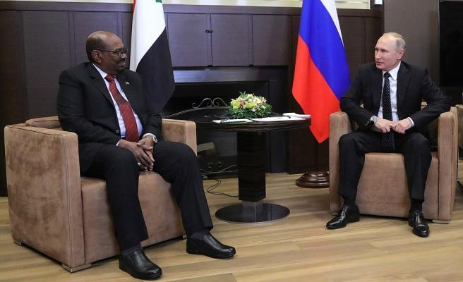 Rusya Sudan'a askeri üs kurabilir