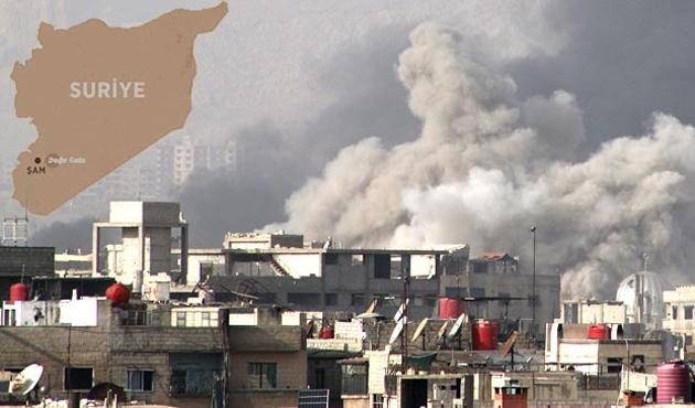 Esad rejiminin Doğu Guta saldırılarında 1'i çocuk 3 sivil öldü