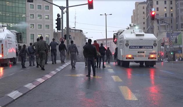 İsrail güçlerinden 36 Ortodoks Yahudiye 'askerlik' gözaltısı