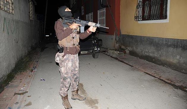 Ağrı merkezli iki ilde PKK/KCK operasyonu: 26 gözaltı