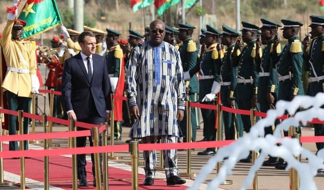 Burkina Faso'da bombalı saldırı: 3 yaralı