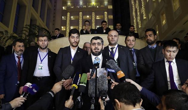Suriyeli muhaliflerin 'tek çatı altında' geldiği Cenevre 8 başlıyor