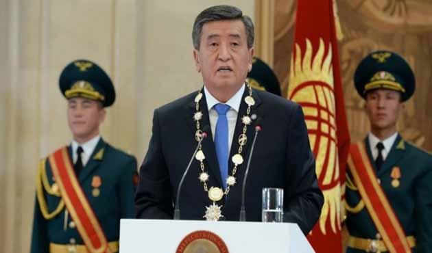 Kırgızistan Rusya'ya bağlılığını açıkladı