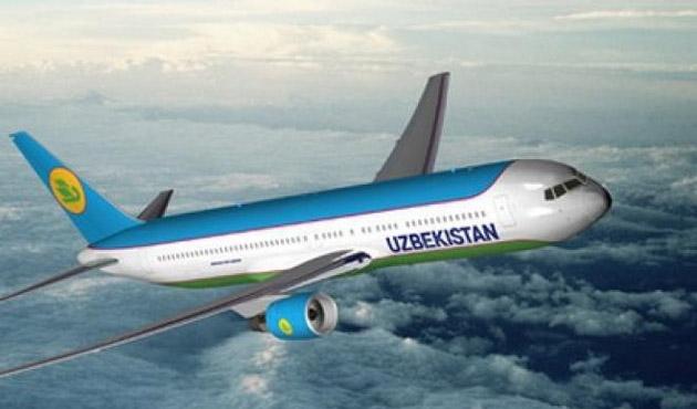 Özbekistan'dan Afganistan'a ilk sivil uçuş