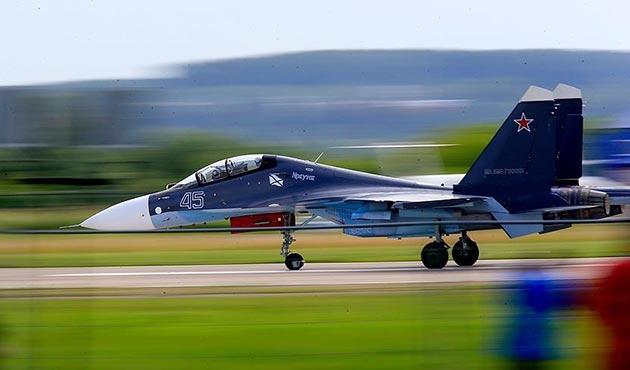 Rus jeti,  Karadeniz'de ABD keşif uçağı için havalandı