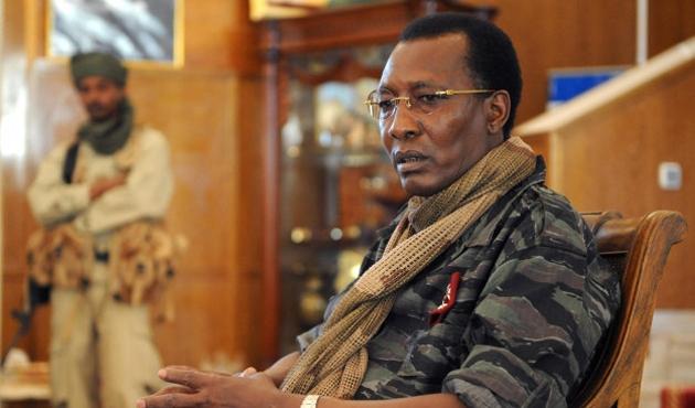 Çad lideri yolsuzluk iddialarına tepkili