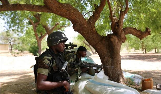 Kamerun'da saldırı, 4 asker öldü