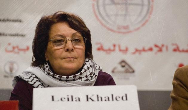 İtalya Leyla Halid'in ülkeye girişine izin vermedi