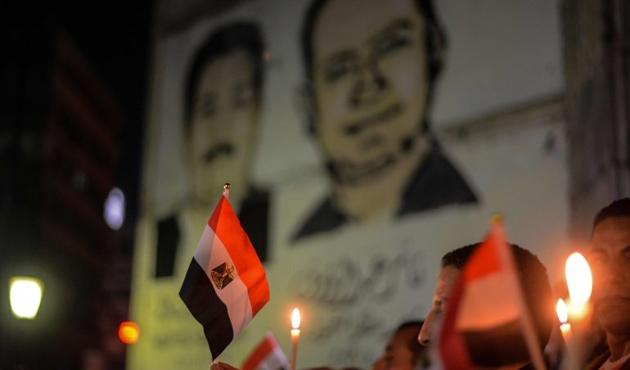 Mısır'da 'saldırı tiyatrosunda' kabul edilemez sahne