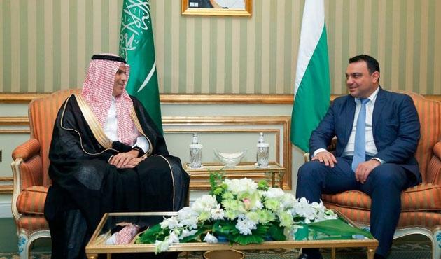 Bulgaristan-Suudi Arabistan arasında işbirliği