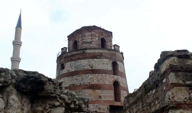 Edirne'deki Makedonya Saat Kulesi restore edilecek