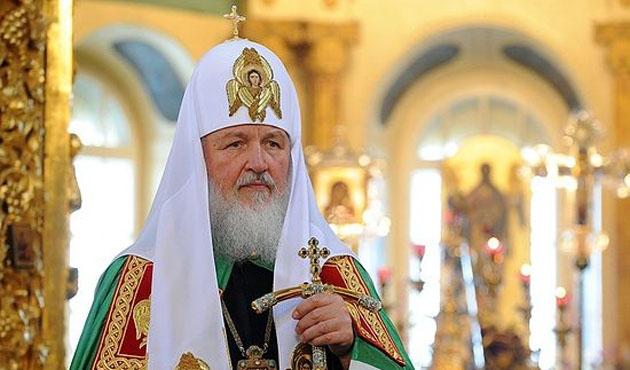 Patrik Kiril din adamlarının ve tapınaklarının sayısını bildirdi
