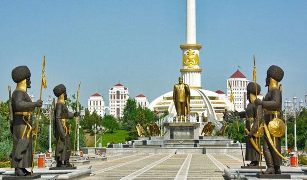 Türkmenistan Büyükelçiliğinden 'Uluslararası Bağımsızlık Günü'