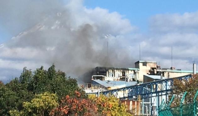 Japonya'da kimya tesisinde patlama: 1 ölü
