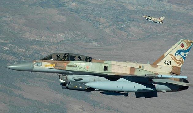 İsrail'den abluka altındaki Gazze Şeridi'ne hava saldırısı