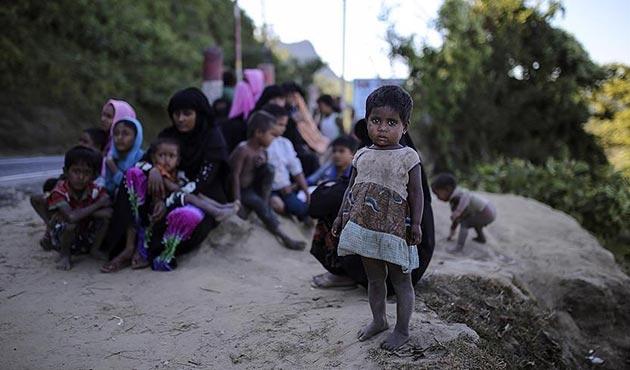 Myanmar'dan kaçanların sayısı azalsa da acısı aynı