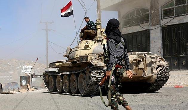Yemen'de muhalifler arasında çatışma yeniden alevlendi