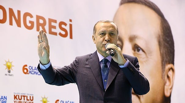 Cumhurbaşkanı Erdoğan Ağrı'dan seslendi