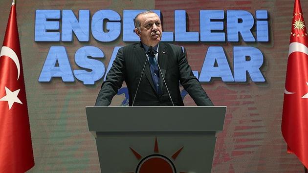 Cumhurbaşkanı Erdoğan'dan iş dünyasına ilişkin yeni açıklama