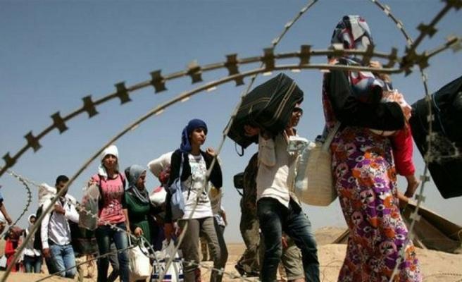 Suriyelilere 'yol izin belgesi' şartı