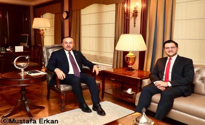 Eski Almanya milletvekili, Çavuşoğlu'nun danışmanı oldu