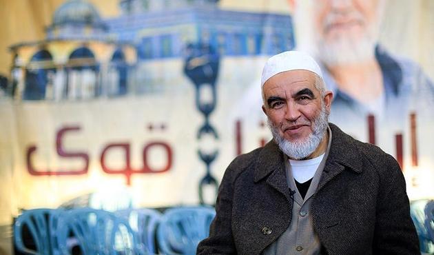 İşgal polisi Raid Salah'ın avukatını gözaltına aldı