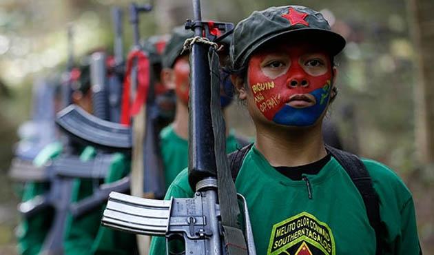 Filipinler'de Duterte komünist isyancıları terörist ilan etti