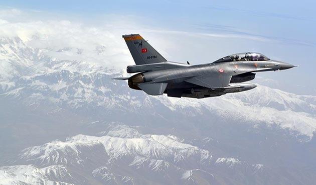 'Kuzey Irak'ta 13 PKK'lı etkisiz hale getirildi'
