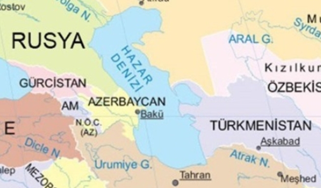 Hazar Denizi'ne kıyıdaş ülkeler ortak askeri tatbikat yapacak