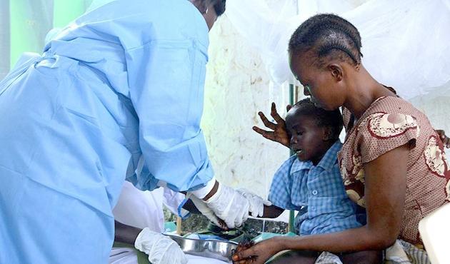 Kolera nedeniyle Kongo'da binden fazla kişi öldü