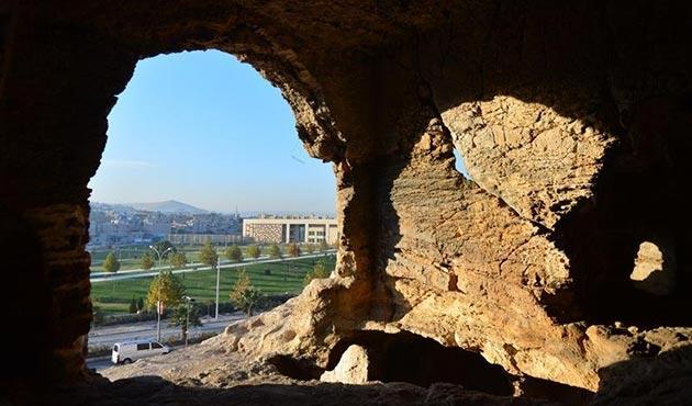 Şanlıurfa'da mağaralar açık hava müzesine dönüştürülüyor