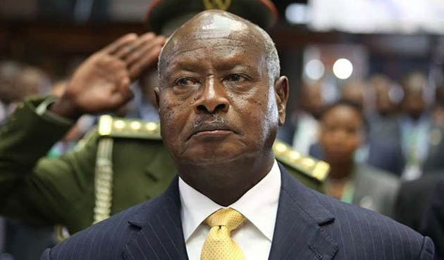 Uganda liderinden yaş sınırına itiraz