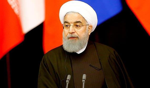 Ruhani'den Kudüs açıklaması