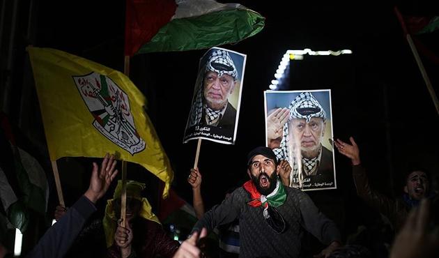 Filistin Alimler Birliği'nden Kudüs için intifada çağrısı