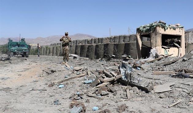 Afganistan'da 5 DEAŞ üyesi öldürüldü