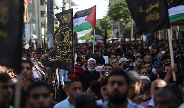 İslami Cihad'dan 'Kudüs İntifada'sına devam' çağrısı