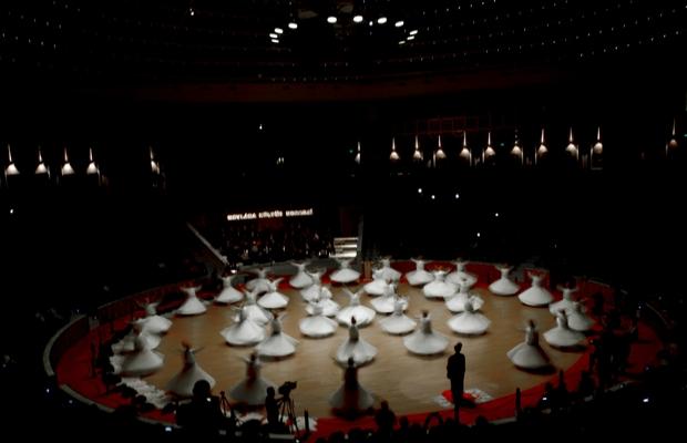 Mevlana'nın 744. Vuslat Yıl Dönümü Uluslararası Anma Törenleri