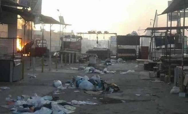 Irak'ın Tikrit kentinde bombalı saldırı