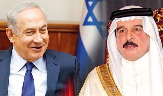 Bahreynli heyetin İsrail'i ziyaret ettiği iddiası
