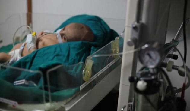 Rejim kuşatmasındaki Doğu Guta'da çocuk ölümleri sürüyor