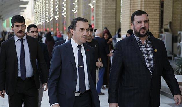 Türkiye'nin Bağdat'taki 'sıra dışı' büyükelçisi Yıldız, halkın gözdesi